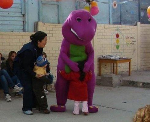 Barney-perver